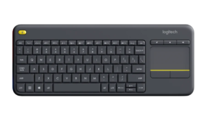 Logitech K400 Software